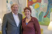Burgemeester steunt Run With Courage